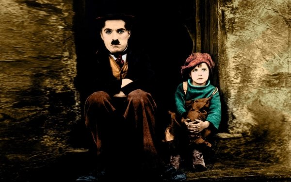 Movie The Kid Charlie Chaplin HD Wallpaper   Background Image