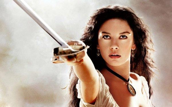 Movie The Legend of Zorro Catherine Zeta-jones HD Wallpaper | Background Image