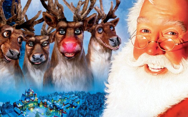 Movie The Santa Clause 2 Tim Allen HD Wallpaper   Background Image