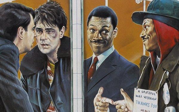 Movie Trading Places Eddie Murphy Dan Aykroyd HD Wallpaper   Background Image