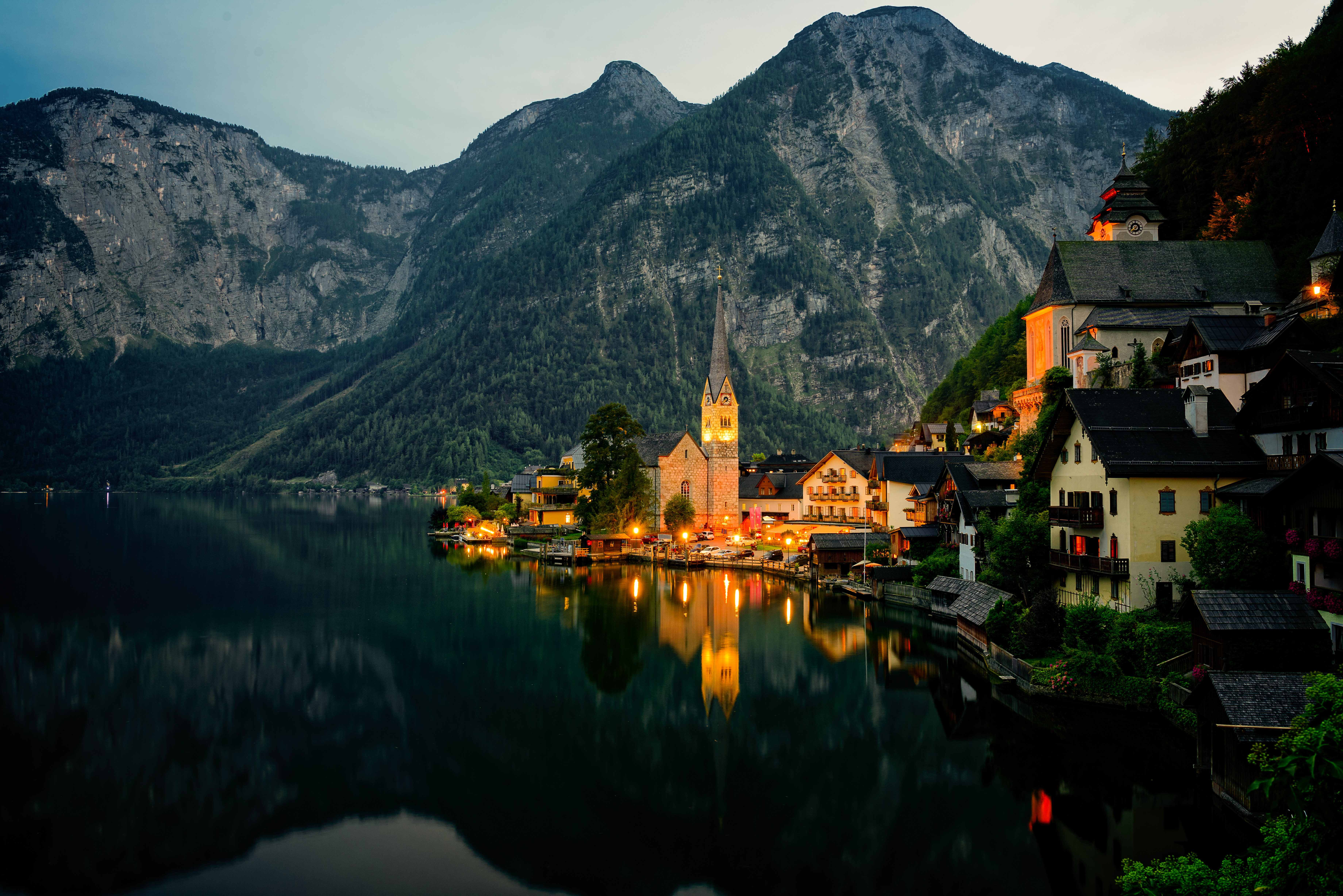 Haus am see wallpaper  25 Hallstatt HD Wallpapers | Hintergründe - Wallpaper Abyss