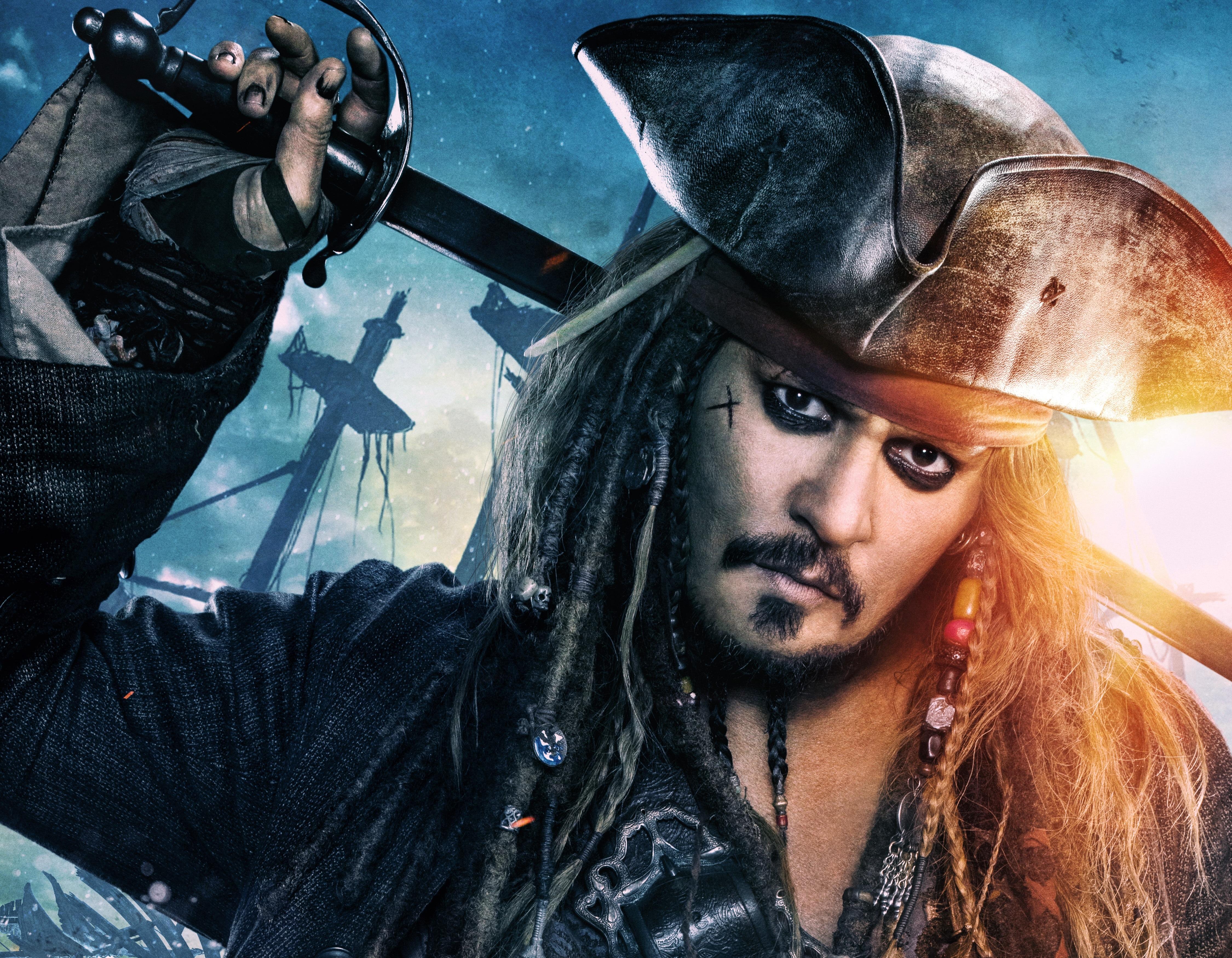 Pirates Of The Caribbean: Dead Men Tell No Tales 4k Ultra