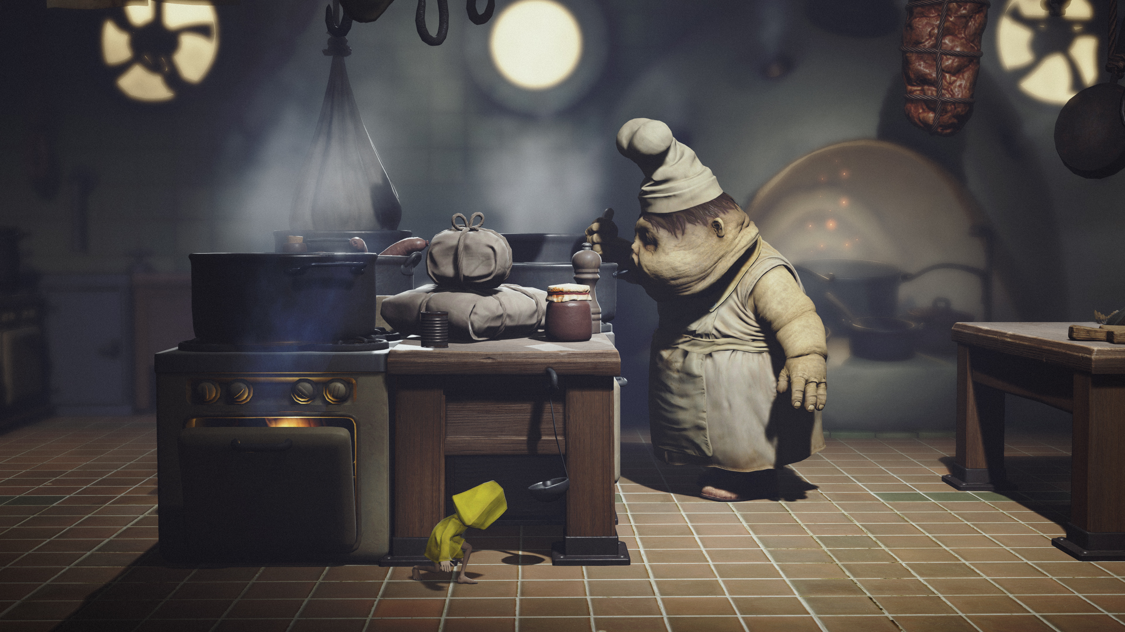 Little Nightmares 4k Ultra HD Wallpaper   Background Image ...