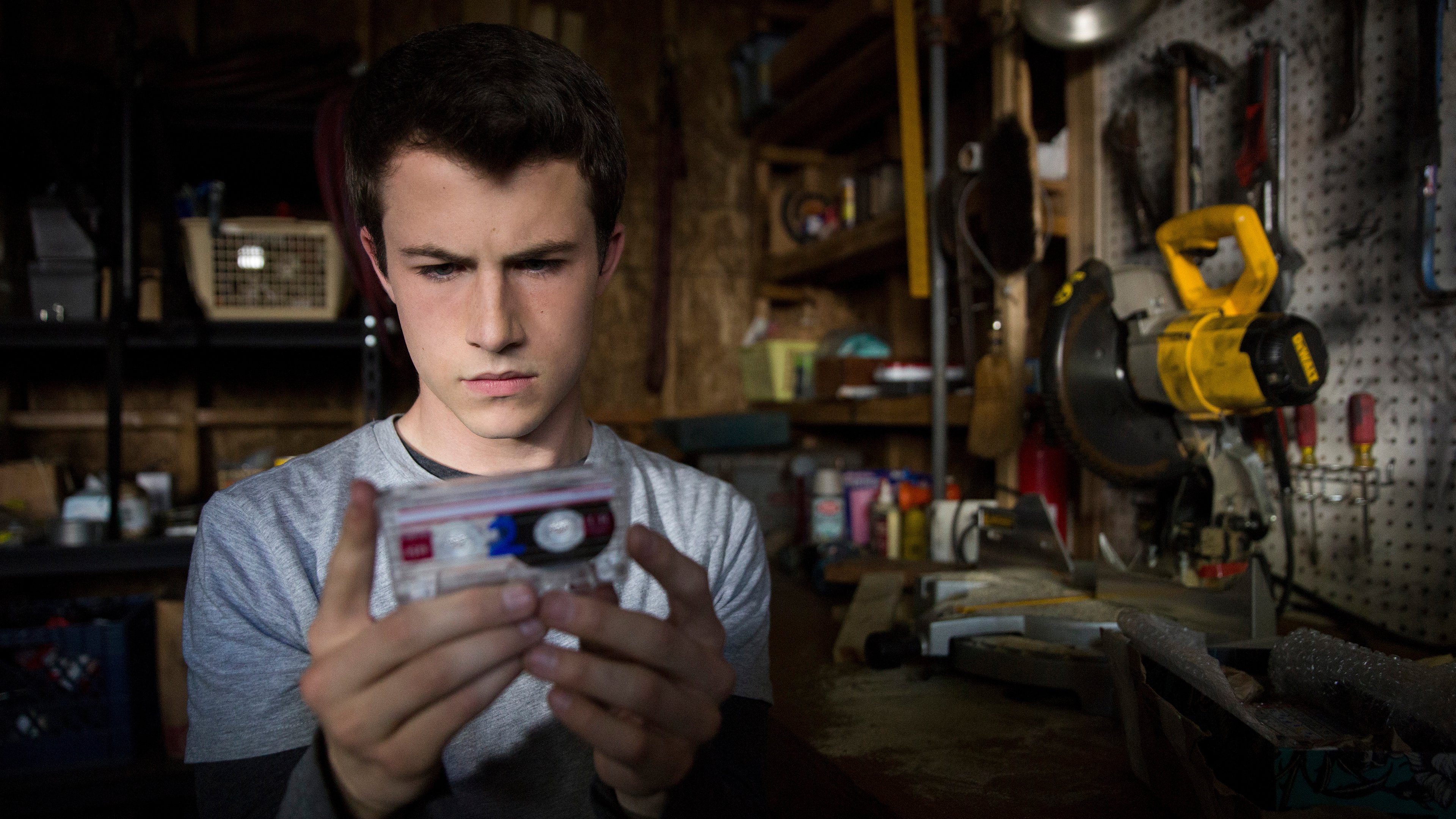 13 Reasons Why 4k Ultra Fondo De Pantalla Hd Fondo De