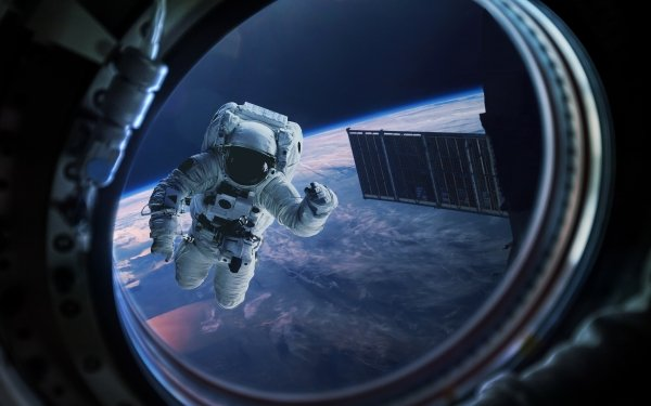 Sci Fi Astronaut Space Suit Space HD Wallpaper | Background Image