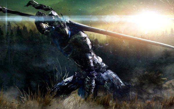 Jeux Vidéo Dark Souls Artorias Epée Guerrier Armor Fond d'écran HD | Image