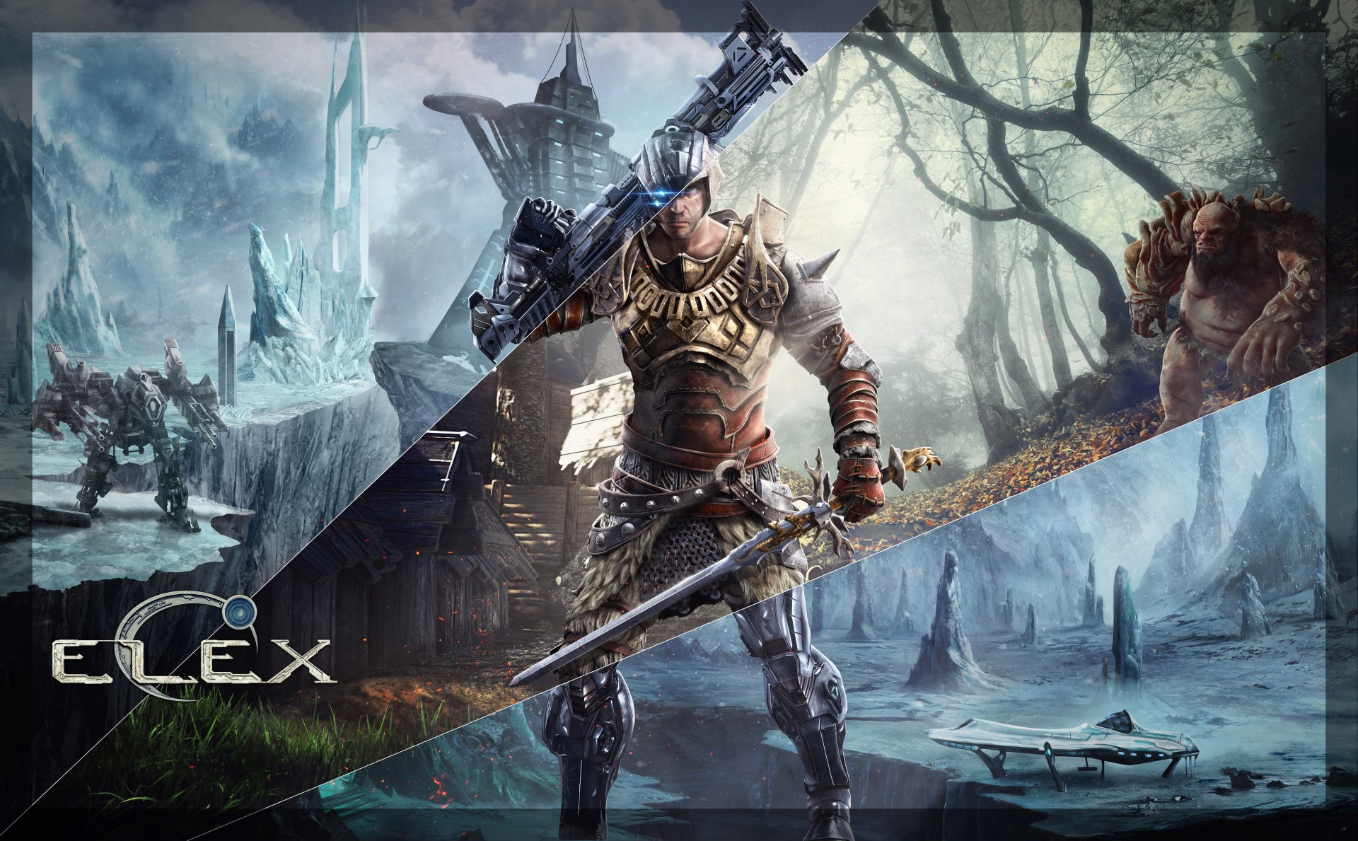 Video Game - ELEX  Wallpaper