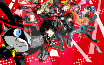 215 Persona 5 Hd Wallpapers Background Images Wallpaper Abyss