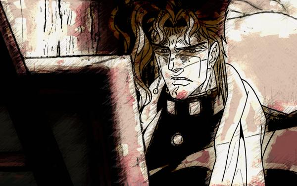 Anime Jojo's Bizarre Adventure Noriaki Kakyoin HD Wallpaper | Background Image