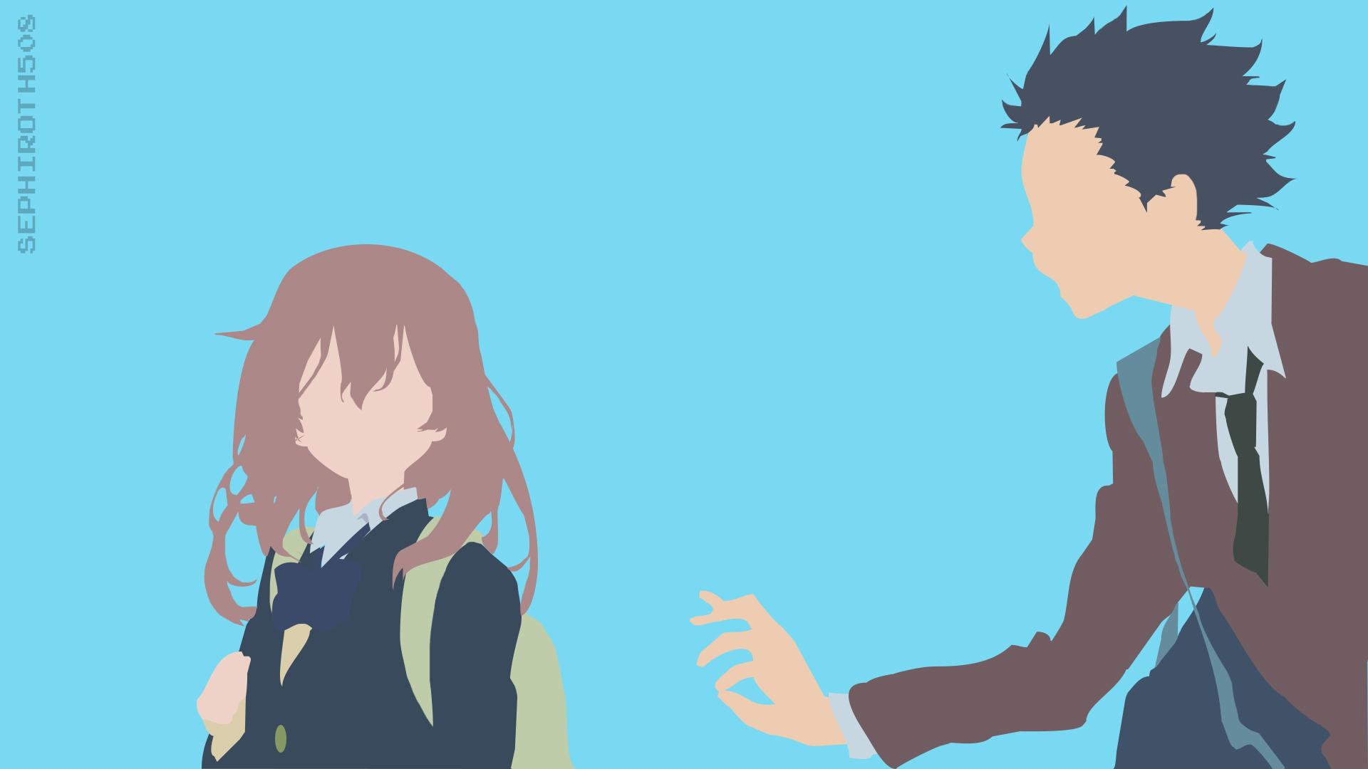 Koe No Katachi Hd Wallpaper Background Image 1920x1080 Id