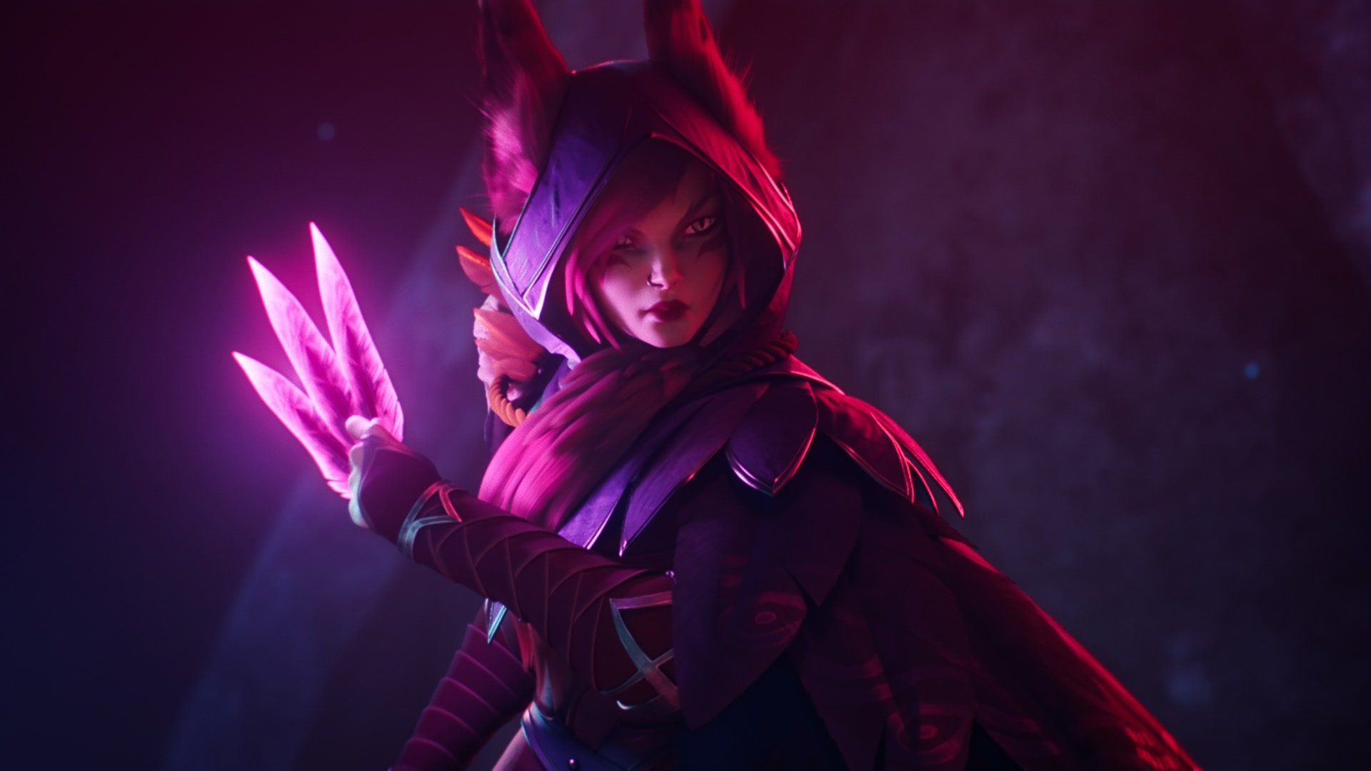 xayah full hd wallpaper and background   1920x1080   id:835014