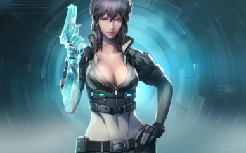 238 Ghost In The Shell Hd Wallpapers Background Images Wallpaper Abyss