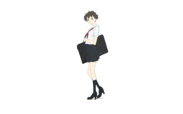 Anime Koe No Katachi Miyoko Sahara HD Wallpaper | Background Image