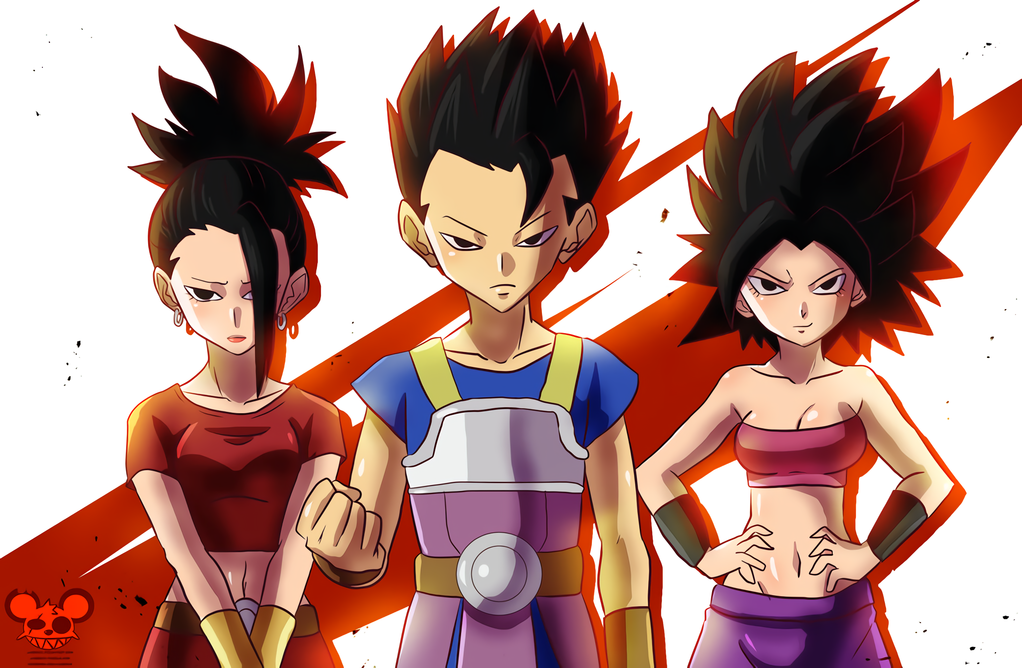 31 Kale Dragon Ball Hd Wallpapers Background Images Wallpaper