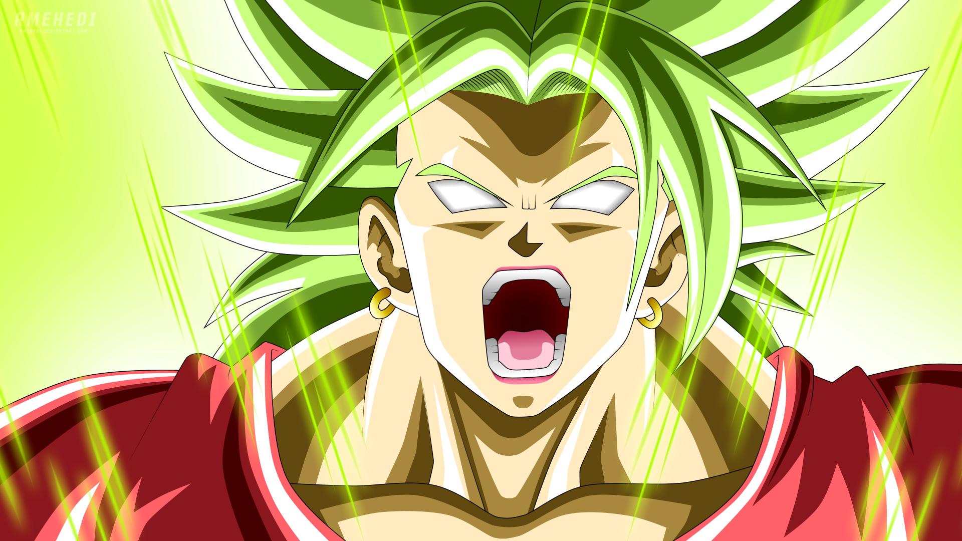 Anime - Dragon Ball Super  Kale (Dragon Ball) Tapeta