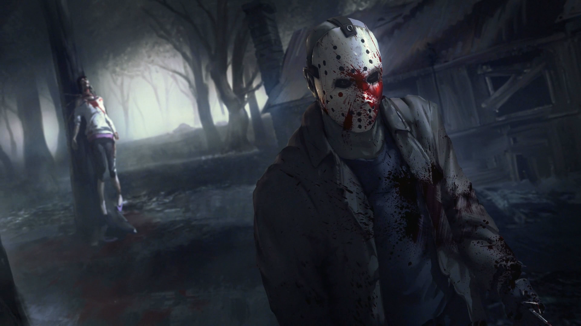 friday the 13th the game hd wallpaper background image