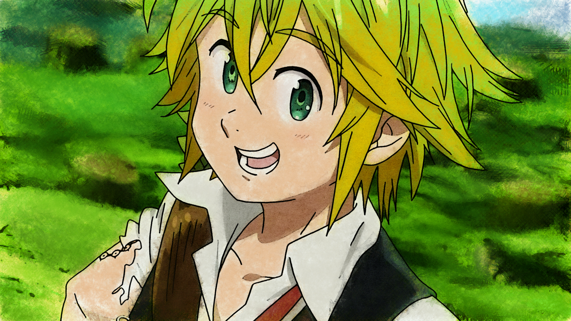 The Seven Deadly Sins HD Wallpaper   Background Image ...