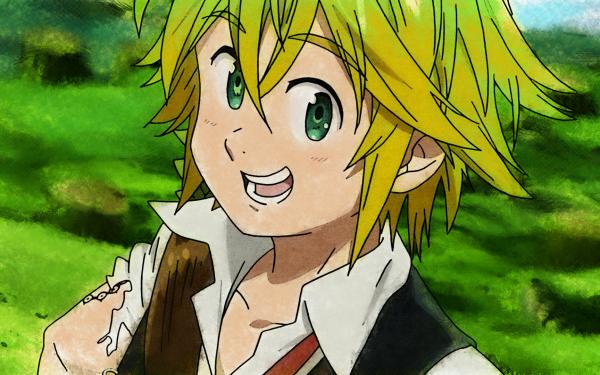 Anime The Seven Deadly Sins Meliodas HD Wallpaper | Background Image