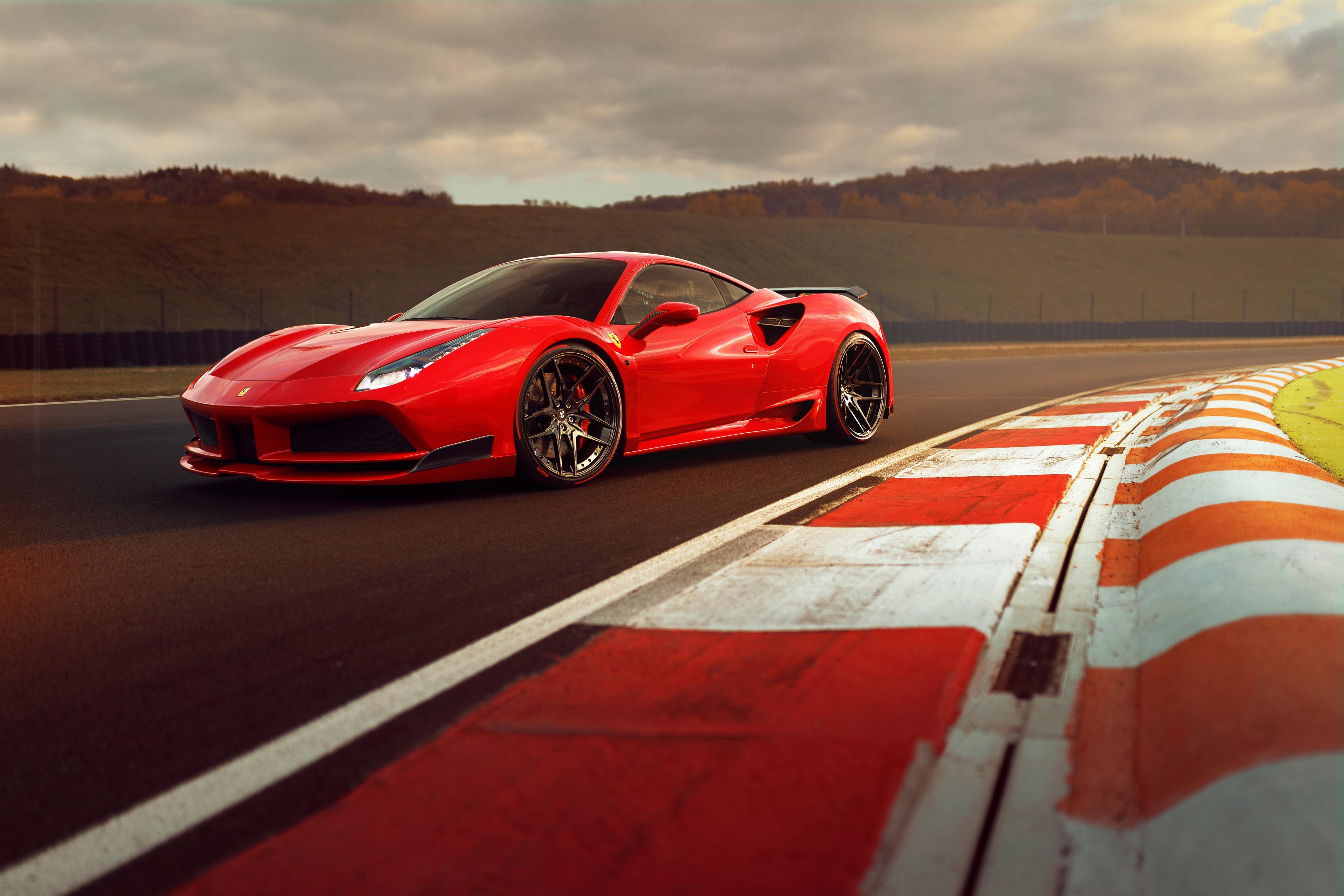 Ferrari 488 4k Ultra Hd Wallpaper Hintergrund 4096x2731 Id 841070 Wallpaper Abyss