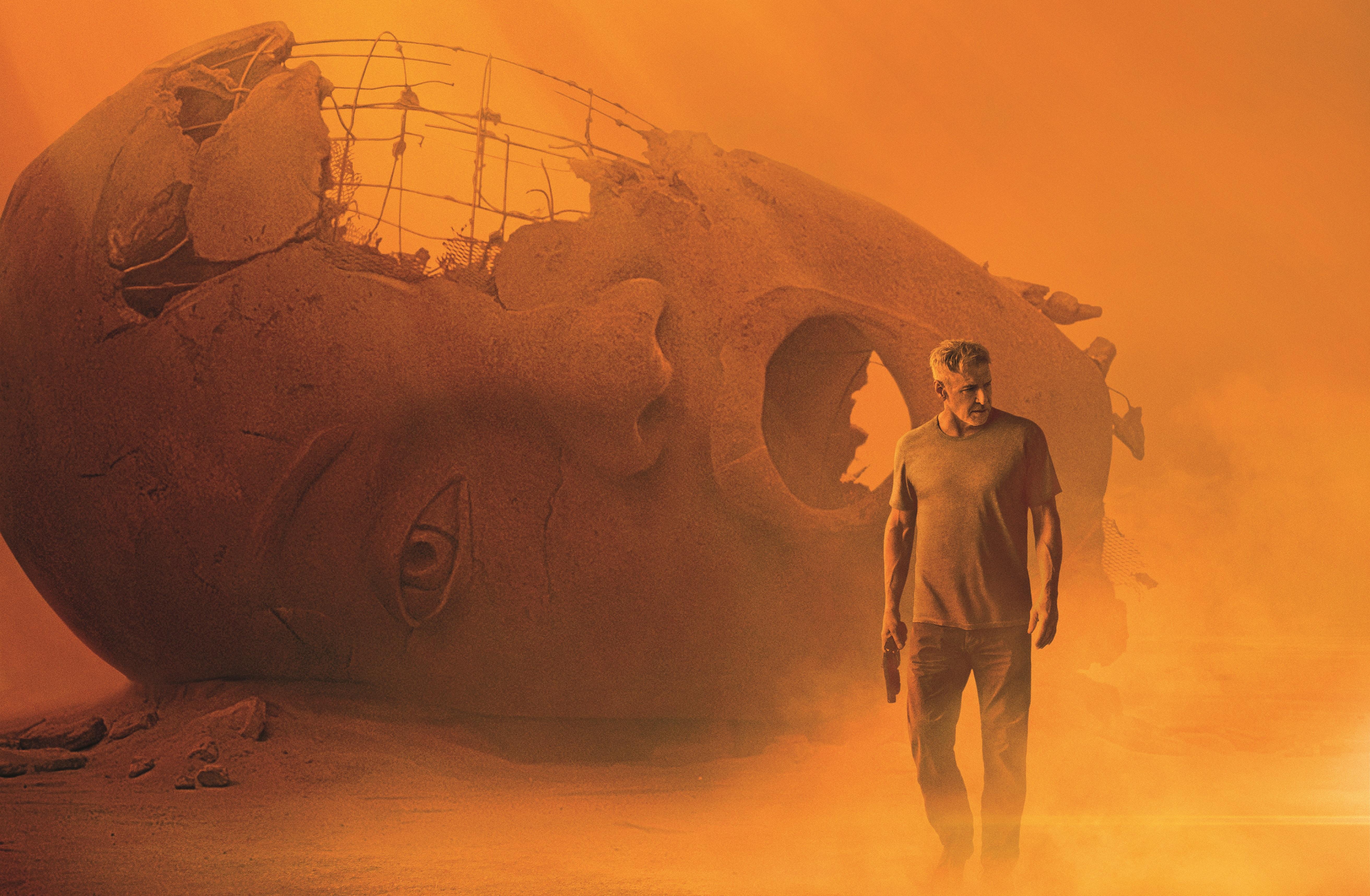 Blade Runner 2049 5k Retina Ultra HD Wallpaper ...