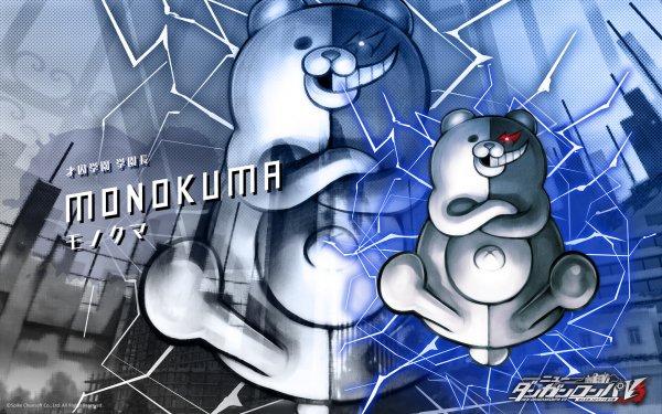 Video Game Danganronpa V3: Killing Harmony Danganronpa Monokuma HD Wallpaper | Background Image