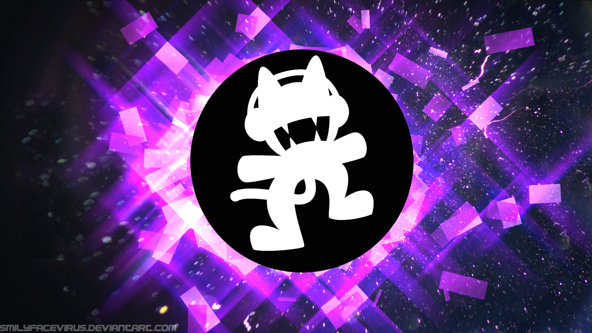 Monstercat HD Wallpaper | Background Image | 1920x1080 | ID