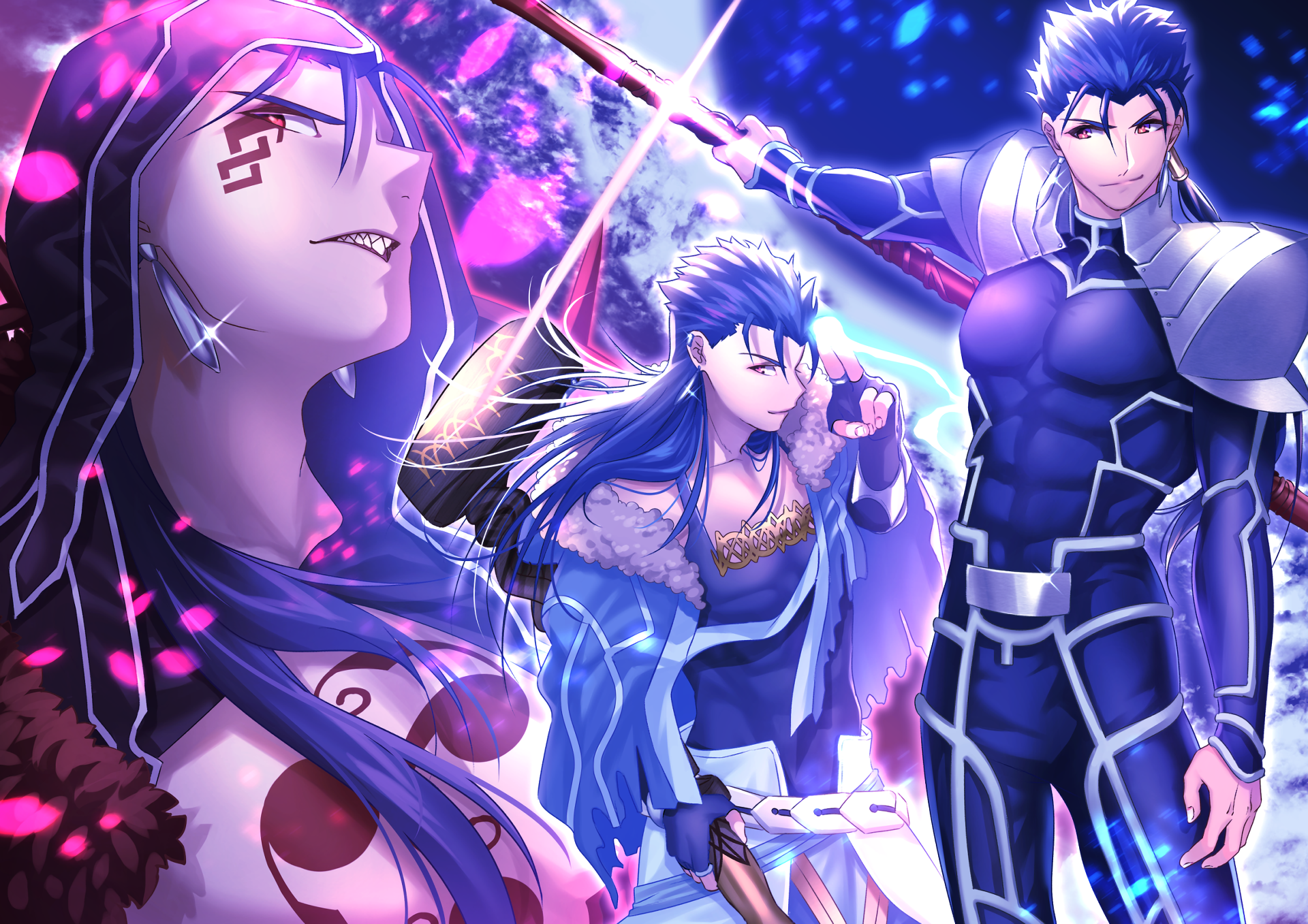 Fate grand order hd wallpaper background image 1920x1357 id 848380 wallpaper abyss - Fate grand order lancer wallpaper ...