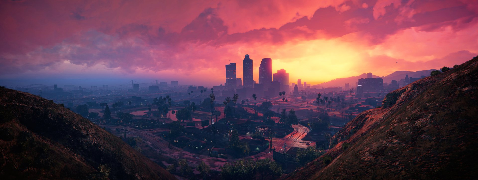 17 Los Santos HD Wallpapers  Background Images - Wallpaper Abyss
