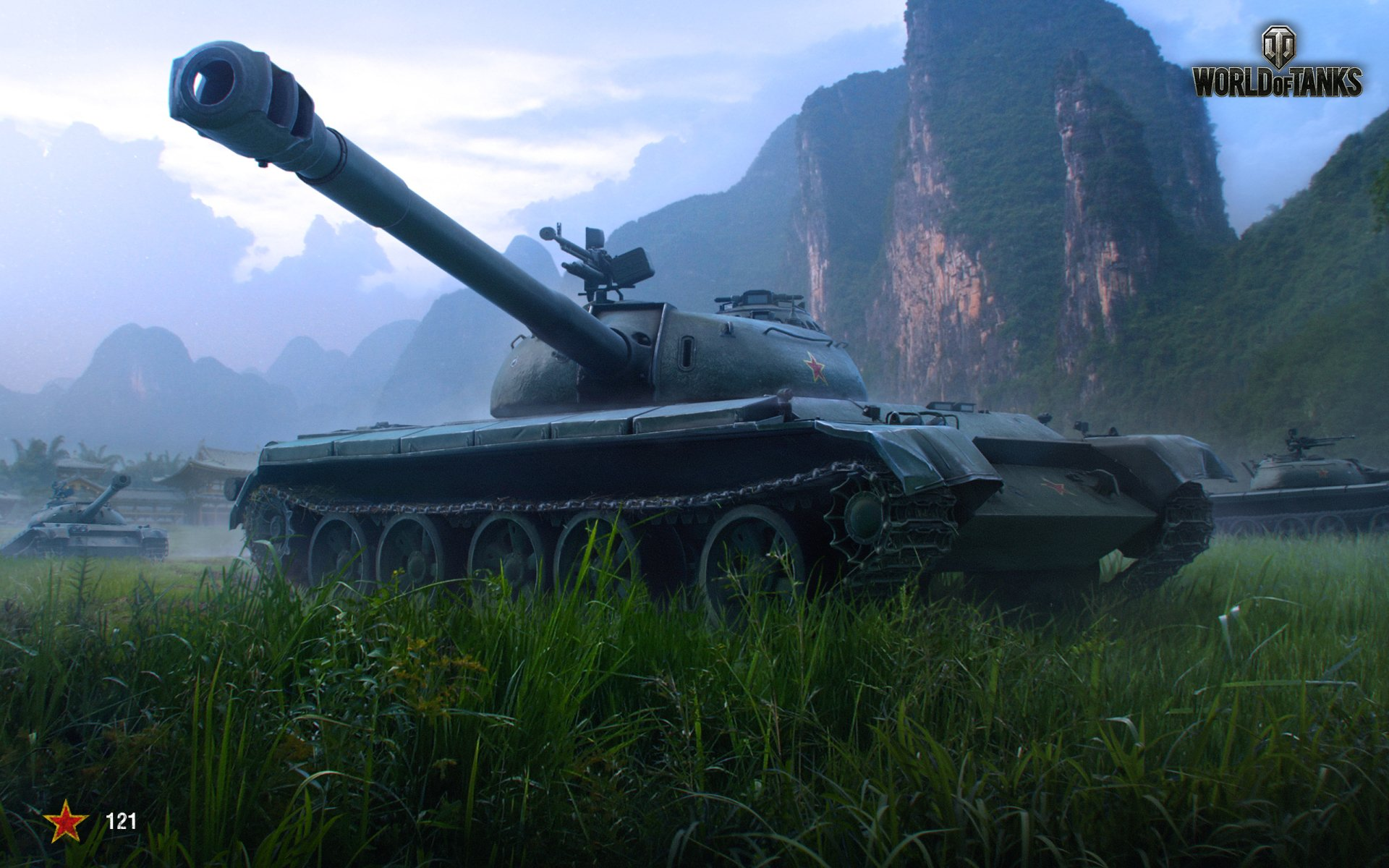 Video Game - World Of Tanks  Tank Wallpaper