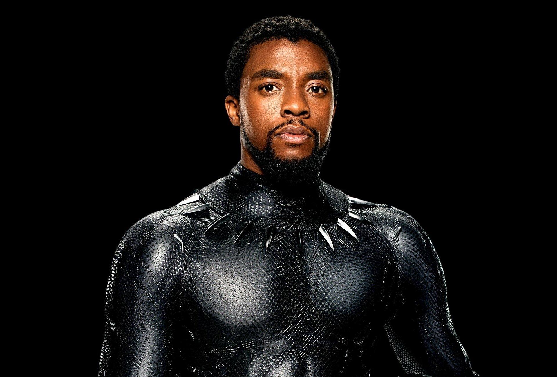 Movie - Black Panther  Chadwick Boseman Wallpaper