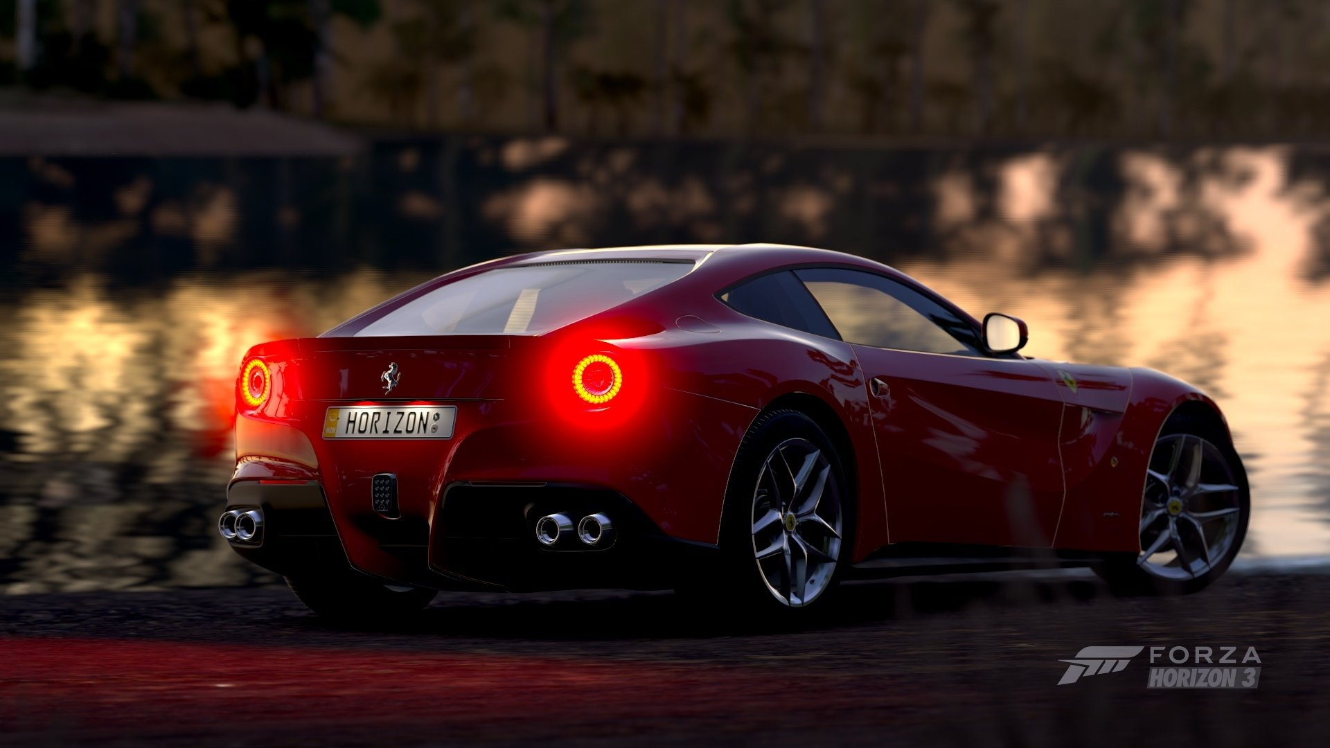 2012 Ferrari F12 Berlinetta Papel De Parede Hd Plano De Fundo 1920x1080 Id 855839 Wallpaper Abyss