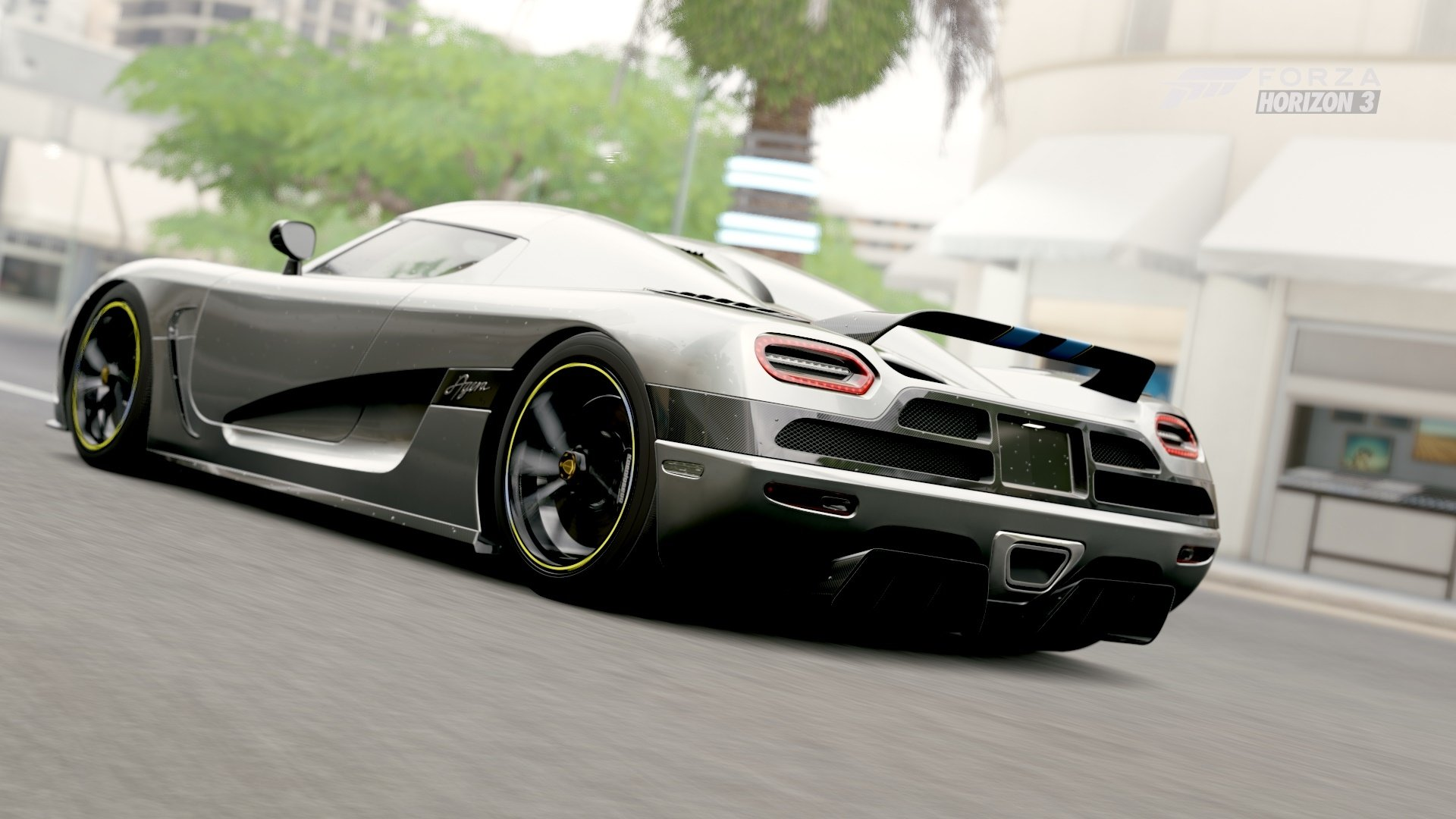 Video Game - Forza Horizon 3  Koenigsegg Agera Koenigsegg Wallpaper