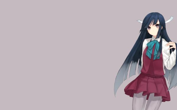 Anime Kantai Collection Hayashimo HD Wallpaper | Background Image