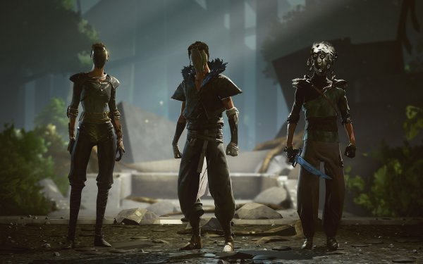 Video Game Absolver HD Wallpaper   Background Image
