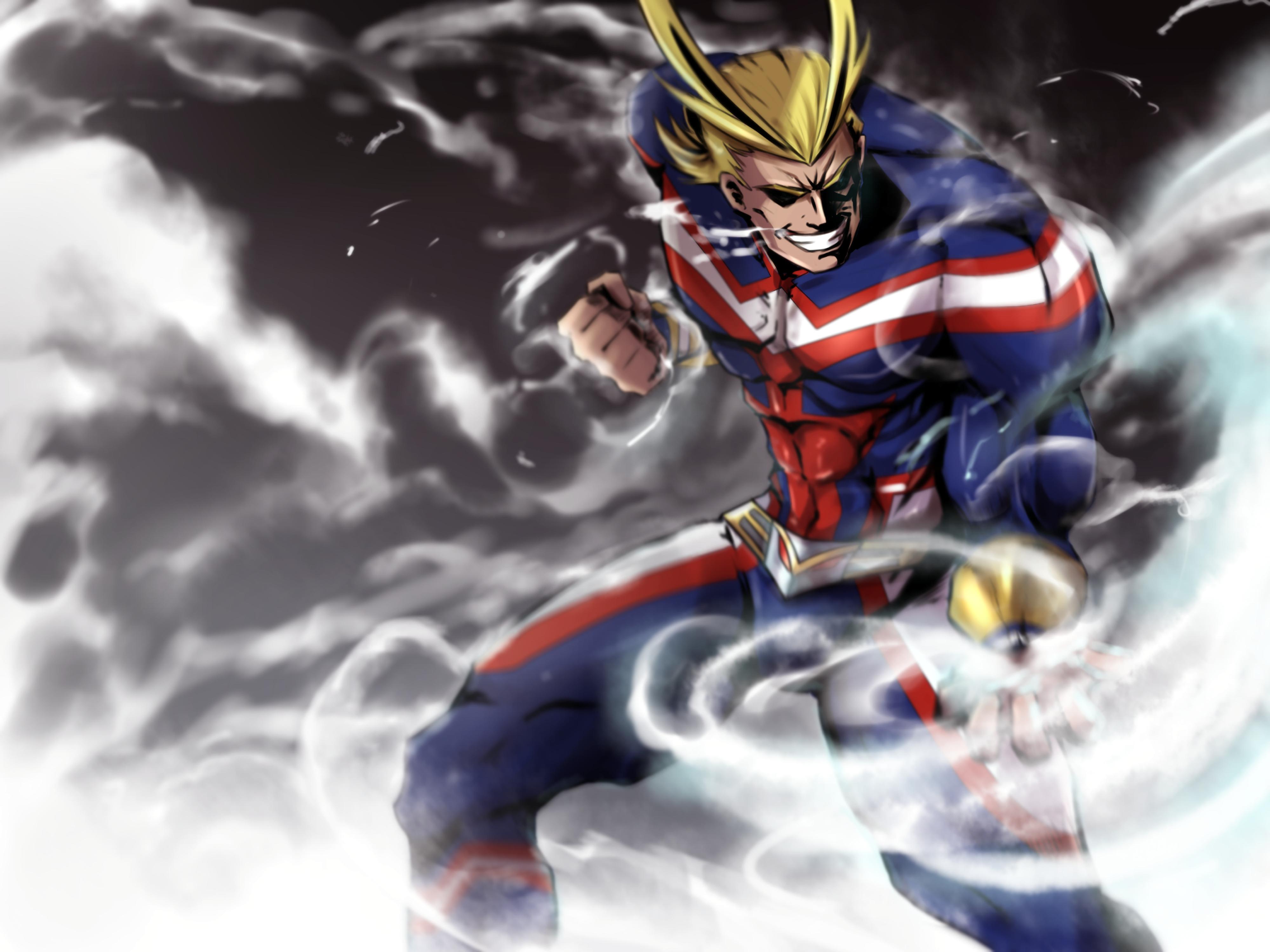 My Hero Academia 4k Ultra Hd Wallpaper Hintergrund