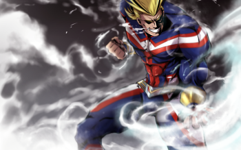 163 All Might Hd Wallpapers Hintergründe Wallpaper Abyss