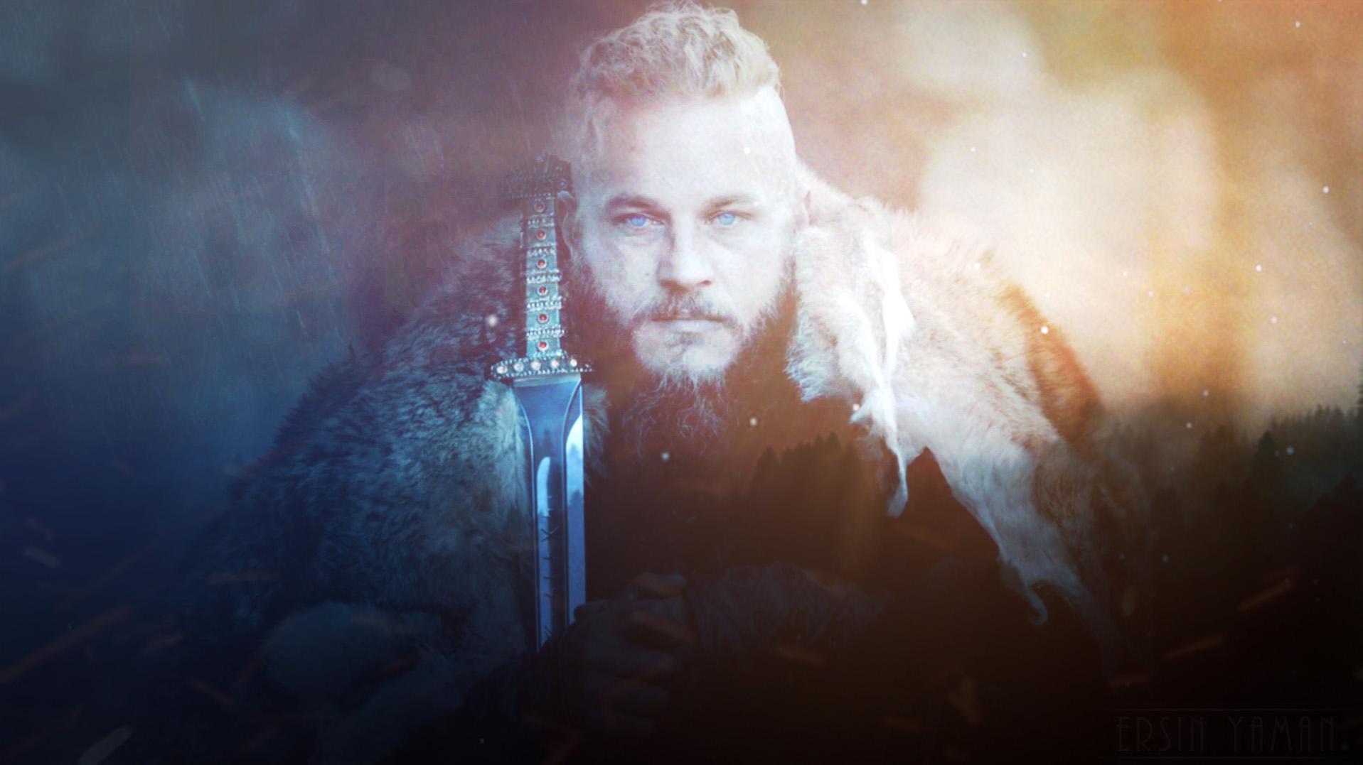 Vikings Ragnar Lothbrok Fondo De Pantalla And Fondo De