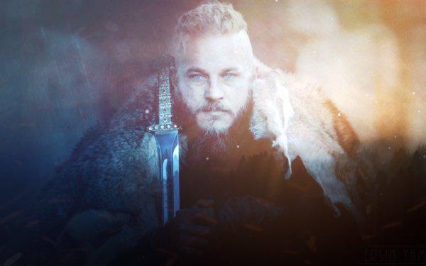 TV Show Vikings Ragnar Lothbrok HD Wallpaper | Background Image