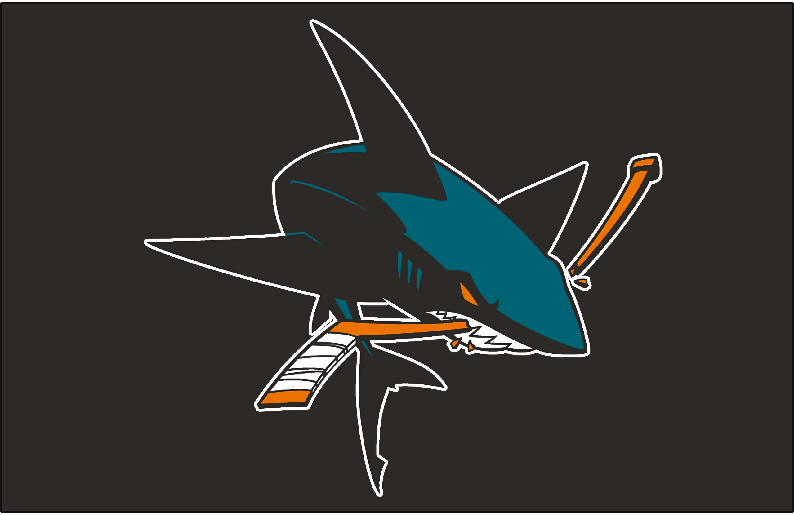 San Jose Sharks Full HD Wallpaper And Background Image