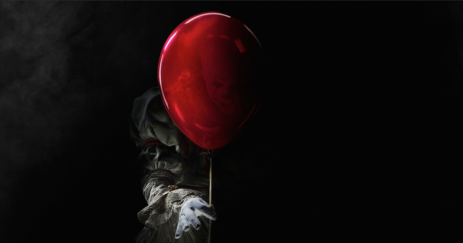 Movie - It (2017)  Scary Clown Pennywise (It) Wallpaper