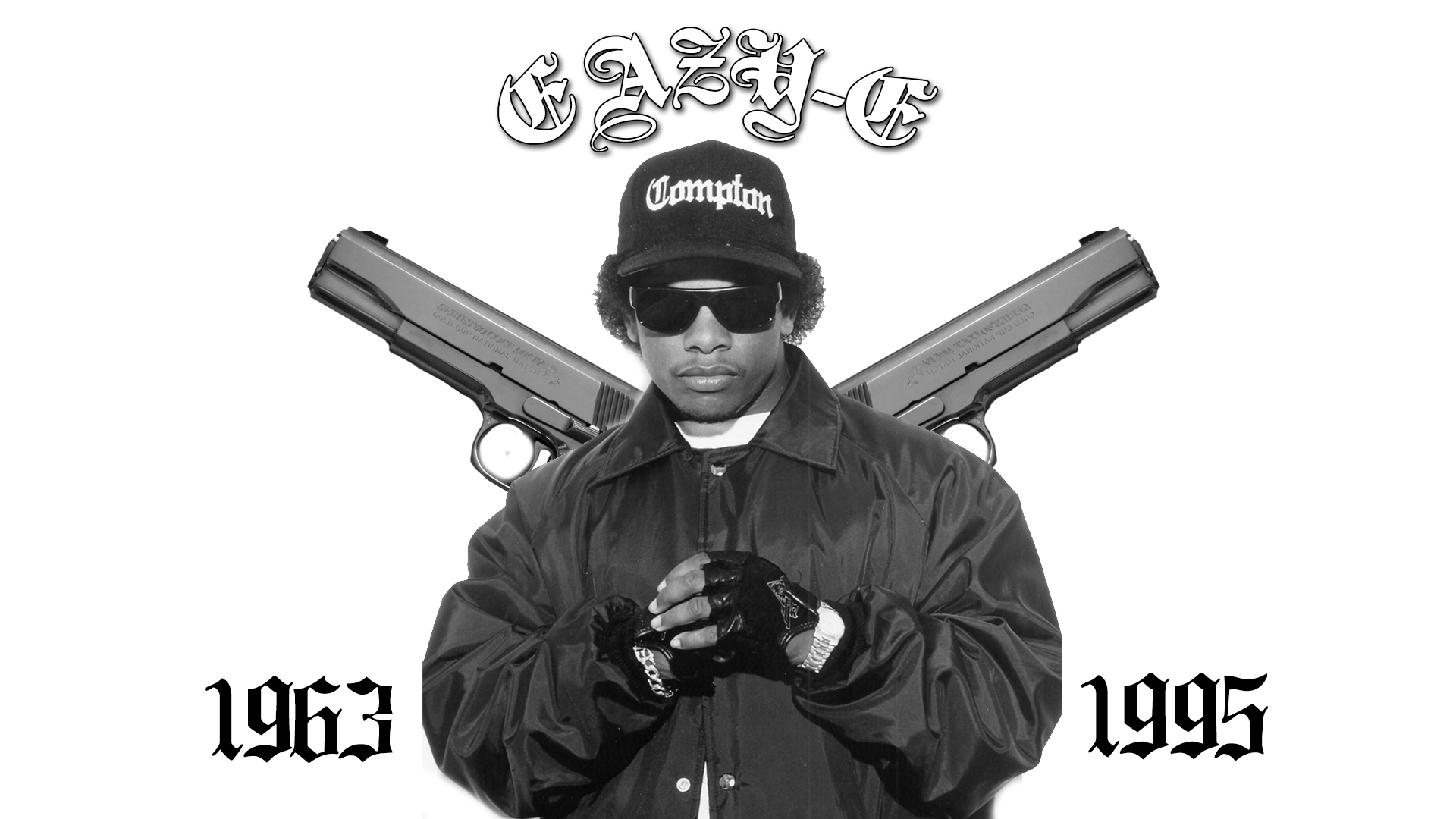 Eazy E Full HD Wallpaper And Background Image
