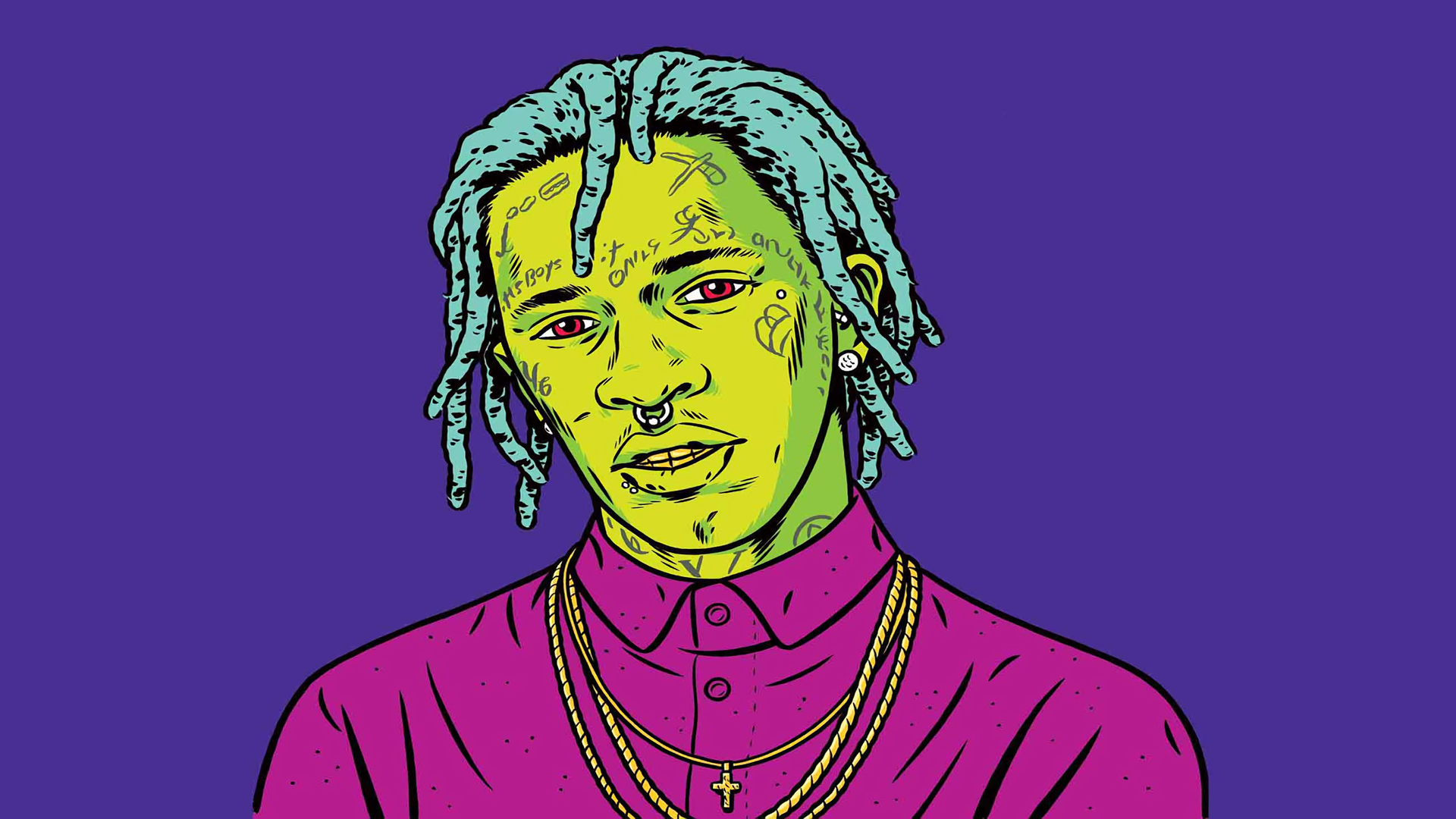 5 Young Thug Hd Wallpapers Background Images Wallpaper Abyss