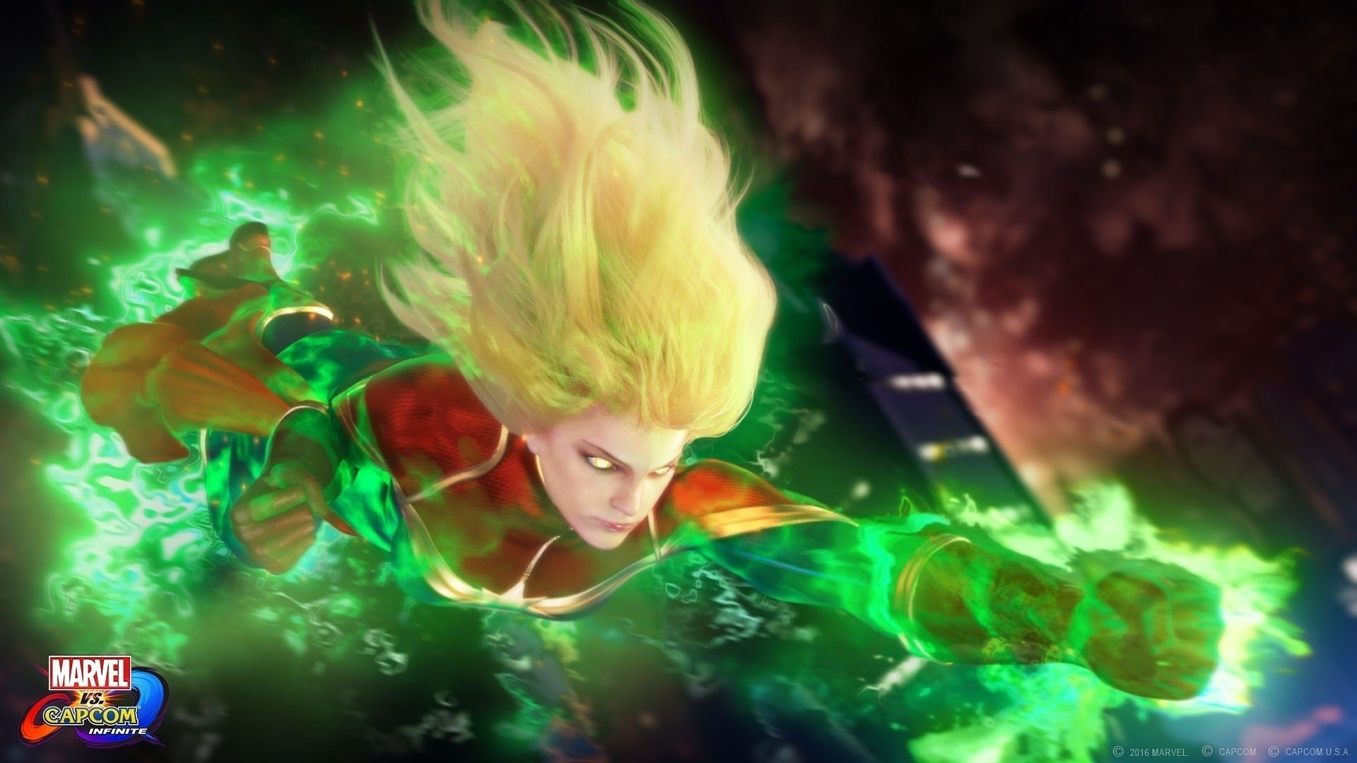 Marvel Vs Capcom Infinite Hd Wallpaper Background Image