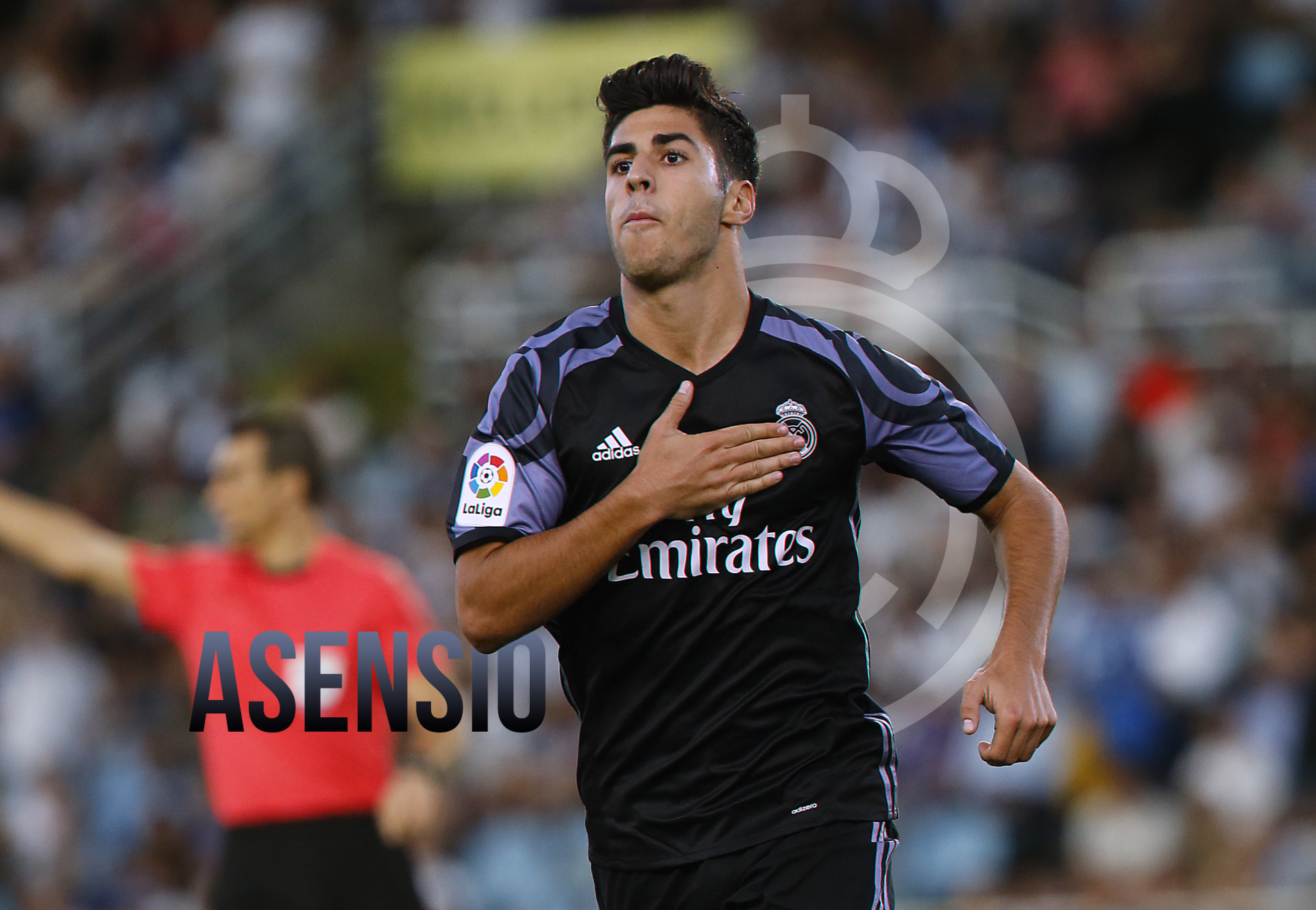 Marco Asensio HD Wallpaper | Background Image | 2760x1908 ...