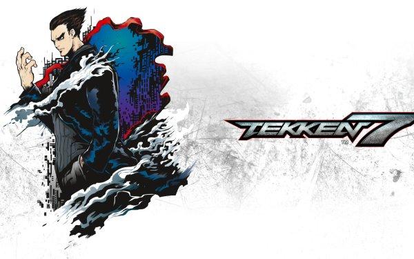 Video Game Tekken 7 Tekken Kazuya Mishima HD Wallpaper   Background Image