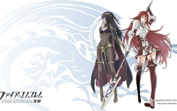 Video Game Fire Emblem Awakening Fire Emblem Cordelia Tharja HD Wallpaper | Background Image
