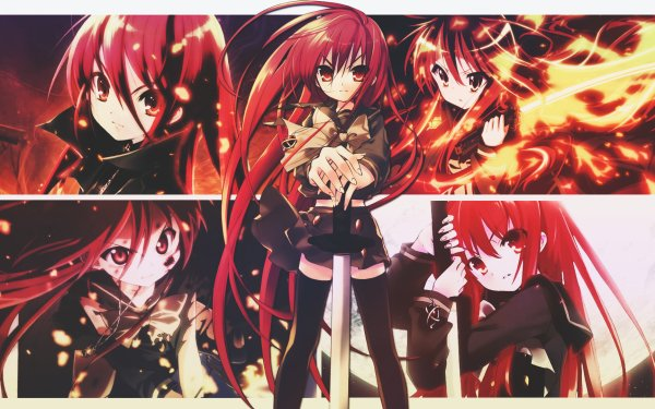 Anime Shakugan No Shana Shana HD Wallpaper | Background Image