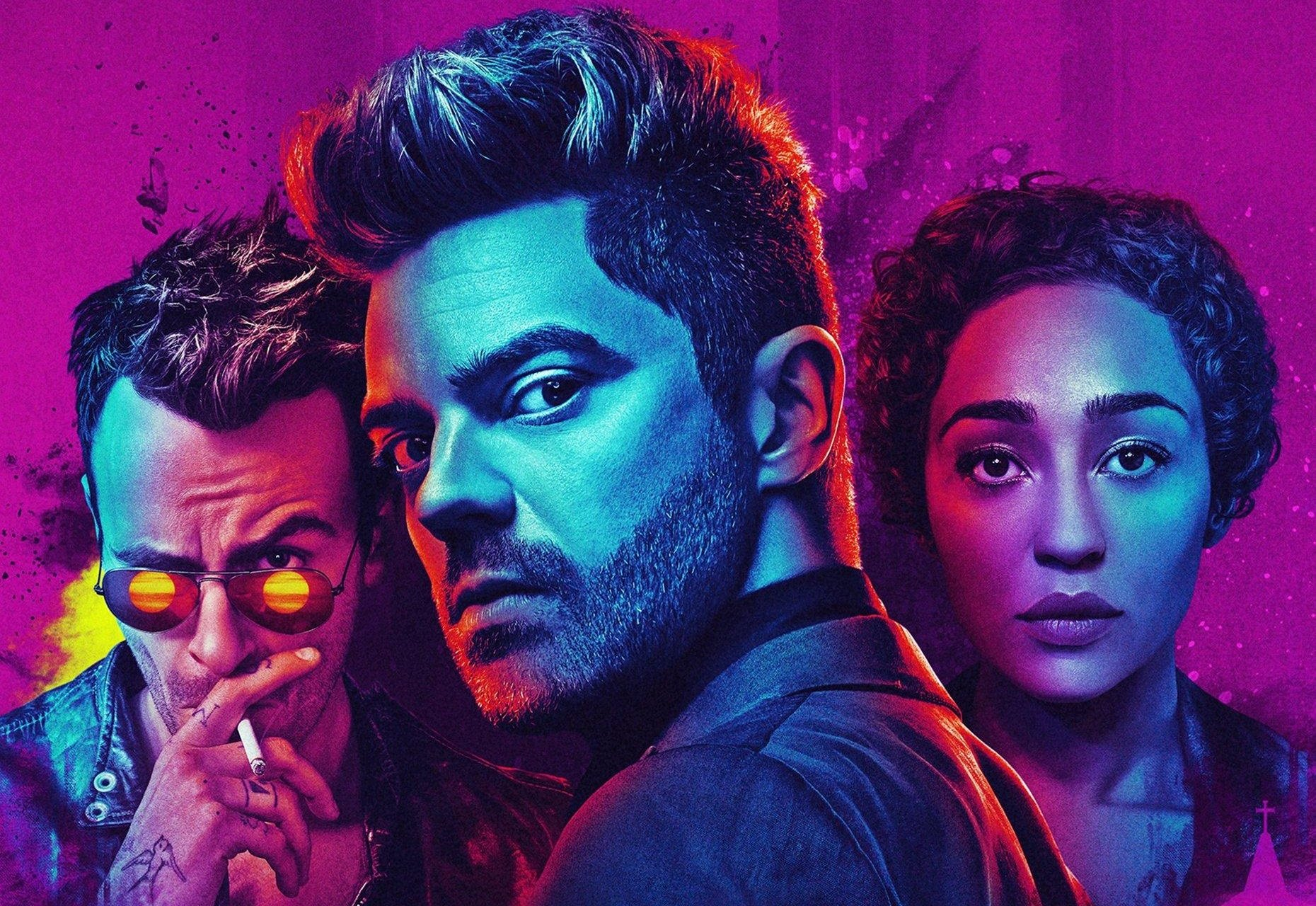 Preacher Wallpaper And Background Image