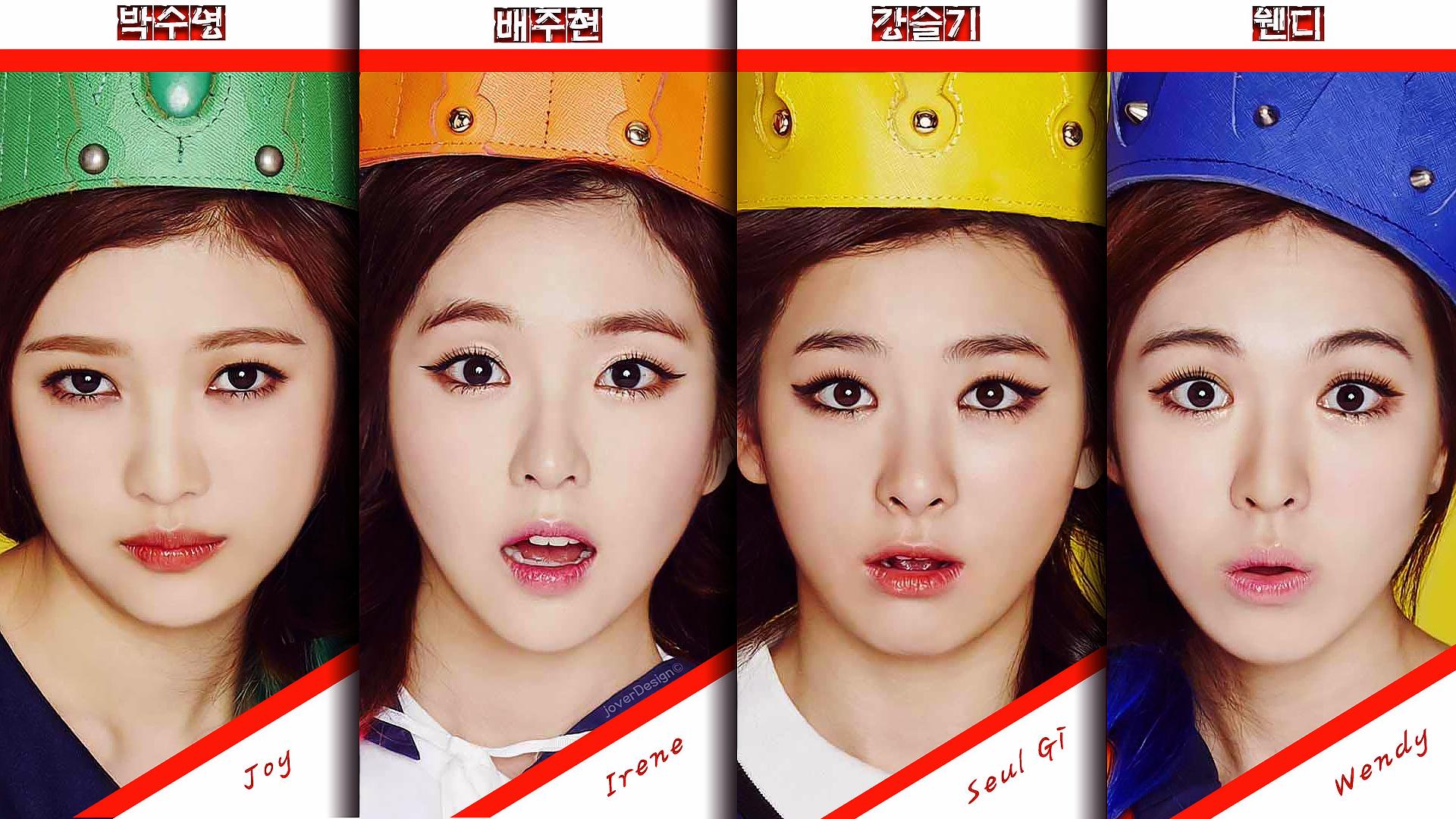 Red Velvet Hd Wallpaper Background Image 1920x1080 Id