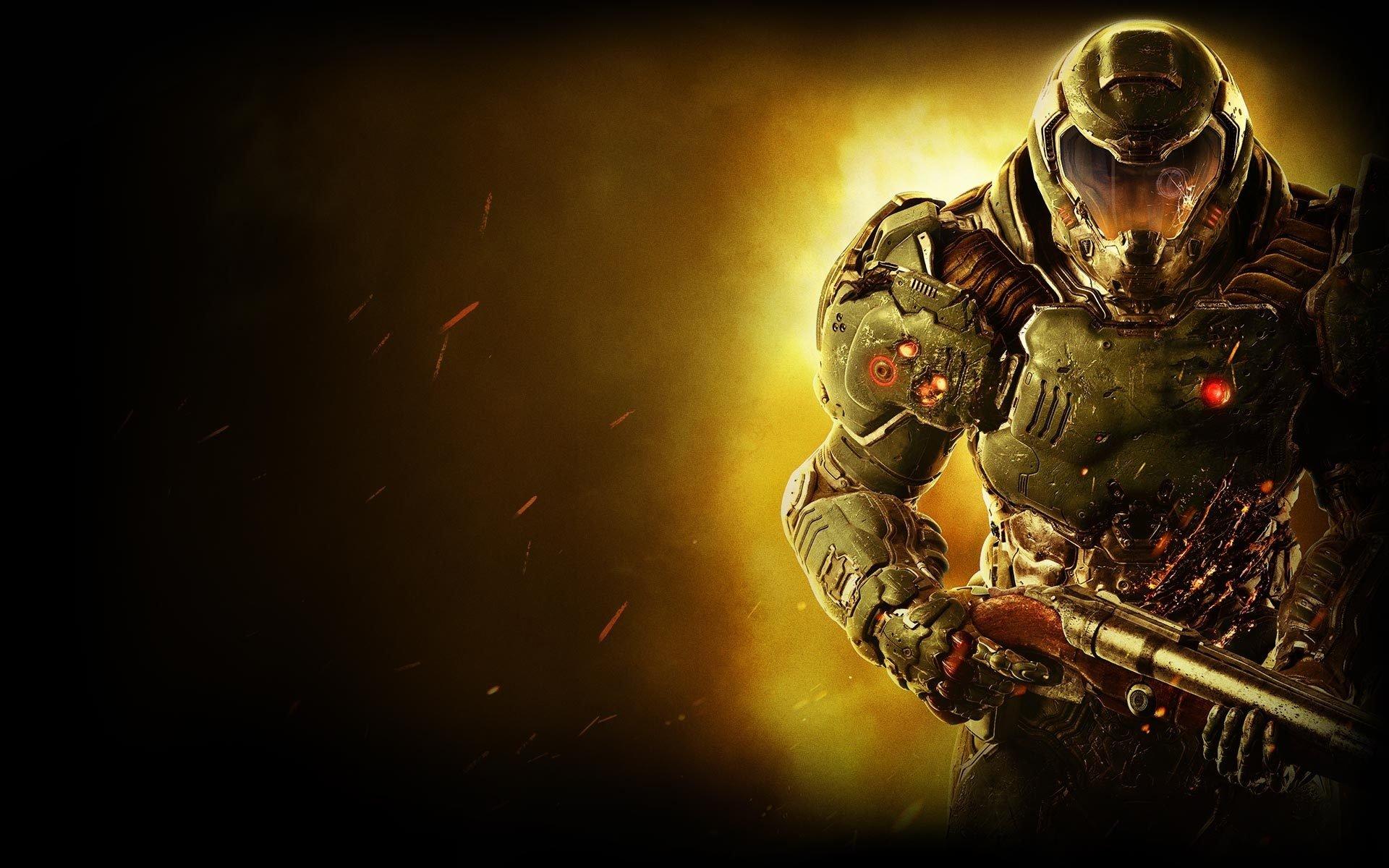 Doom (2016) HD Wallpaper | Background Image | 1920x1200 ...